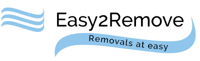 Easy 2 Remove - Man and Van Logo